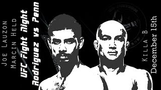 The MMA Vivisection - UFC Phoenix: Penn vs. Rodriguez picks, odds, & analysis