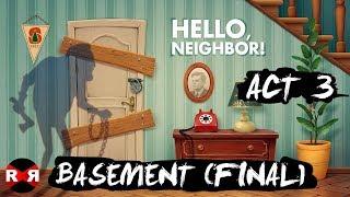 Hello Neighbor Act 3