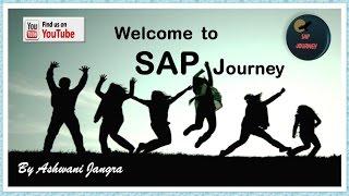 SAP SD Module (Part-1)- Introduction of SAP SD Module (Hindi Version)