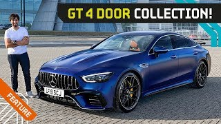 FINALLY! Collecting My 2019 AMG GT63S 4 Door!!