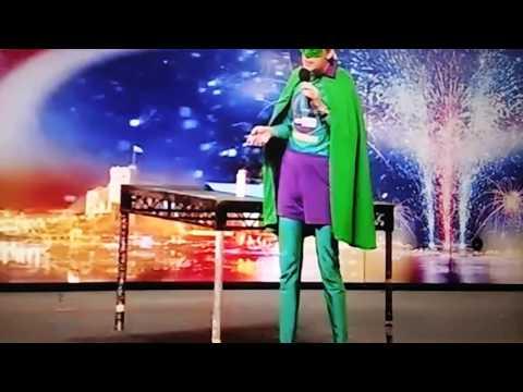 Mr Methane-britain 's Got talent-show 5
