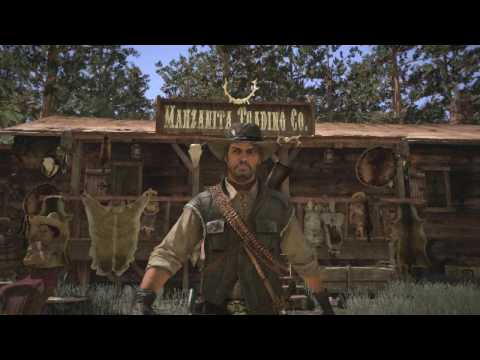 Видео № 0 из игры Red Dead Redemption – Game of the Year Edition (Б/У) [X360]