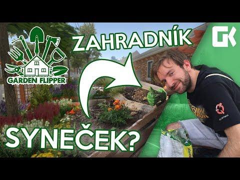 ZAHRADNÍK SYNEČEK? | House Flipper Garden DLC