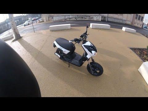 Yamaha Slider/Mbk Stunt Petite Balade
