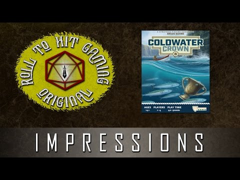 Roll to Hit Impressions: Coldwater Crown