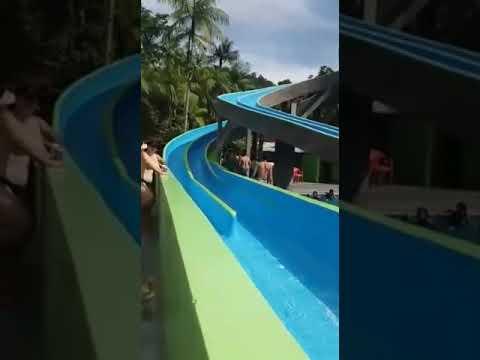 Parque aquático em Blumenau