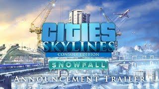 Trailer Espansione Snowfall
