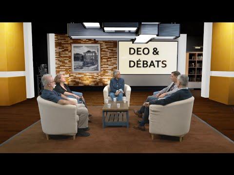 Deo et débats du 16 septembre 2021