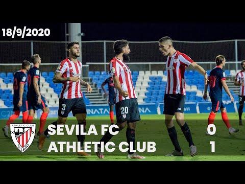 RESUMEN I Sevilla FC 0-1 Athletic Club I LABURPENA