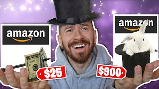 I Bought All The MAGIC Products On Amazon!!