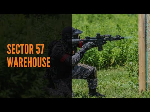 Sector 57 paintball warehouse Field