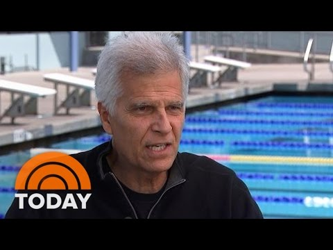 Olympic Legend Mark Spitz: Michael Phelps Revived Interest In Me | TODAY