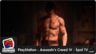 PlayStation - Assassin's Creed IV: Black Flag - Spot TV Italia (2013)