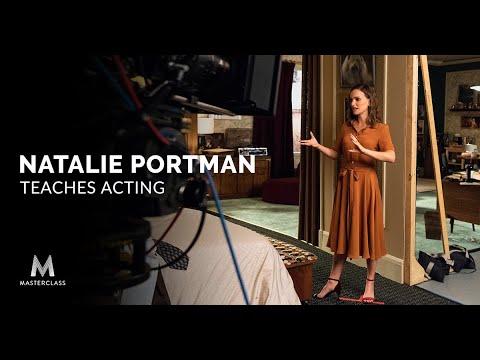 Natalie Portman Teaches Acting | Official Trailer | MasterClass (видео)