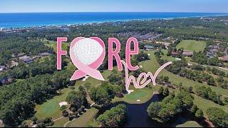 FORE HER Golf Outing at Santa Rosa Beach Golf & Beach Club 2016
