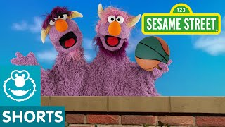 Sesame Street: Two-Headed Monster Can't Catch