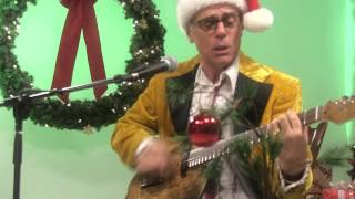 David Standridge sings 'Don't Want Much for Christmas'