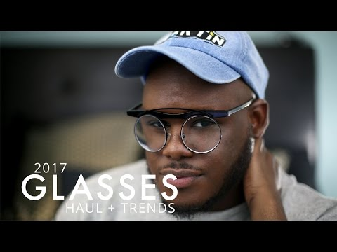2017 MENS GLASSES TRY-ON HAUL + EYEWEAR TRENDS | BRYANT DEVON