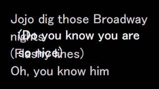 Boz Scaggs Jojo Lyrics