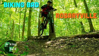 Biking Bad - 1st ride at Rosaryville