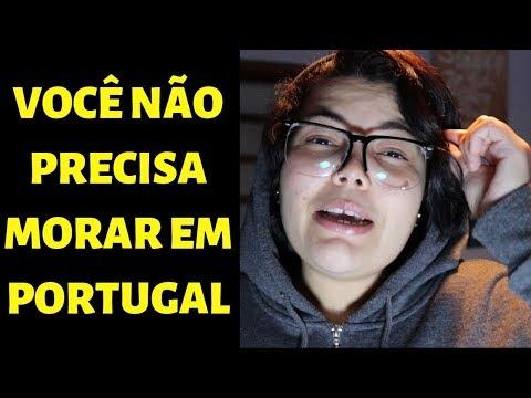 VOCÊ É TURISTA OU MORADORA? EP. 56 Desafio 365 Dias Morar em Portugal