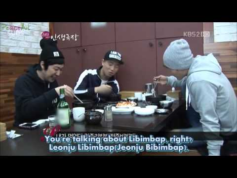 [ENG SUB] 120420 - HaHa's Star Life Theater - Kookie & The 2 kids