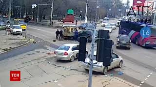Подборка ДТП аварий за 16. 03. 2018 г.  Регистратор.