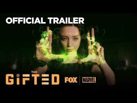 Comic-Con 2017 Official Trailer: The Gifted | THE GIFTED