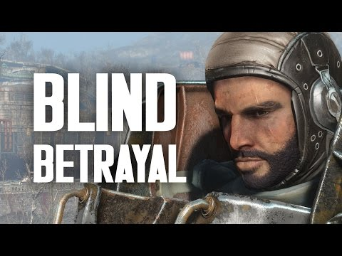 Download Blind Betrayal - The Fate Of Paladin Danse - Fallout 4 Lore HD Mp4 3GP Video and MP3
