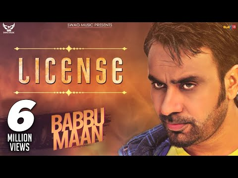 License  Babbu Maan