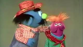 A spoonful of sugar from sesame street take Disney song of Mary poppins