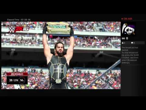 Seth Rollins Updated Attire