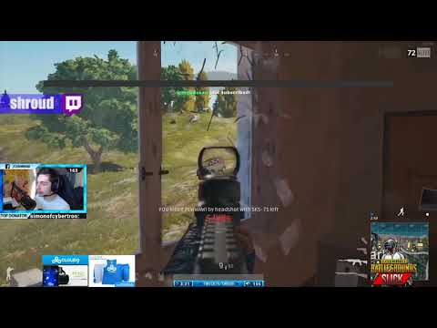 Shroud Might Not Be Who Everyone Thinks He Is    :: PLAYERUNKNOWN'S