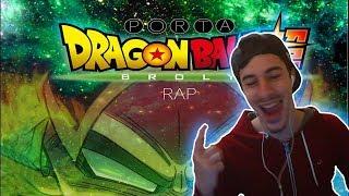 DRAGON BALL SUPER BROLY RAP | PORTA | REACCIÓN |