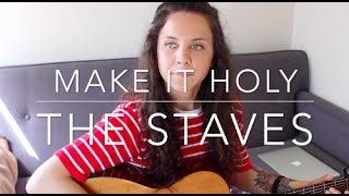 Make It Holy - The Staves / ft. Justin Vernon (Cover) by Isabeau @ The Commodore Astoria Oregon