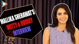 Mallika Sherawat On Booo Sabki Phategi | Women's Rights | Rapid Fire On Emraan & Salman
