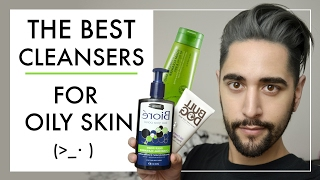 The Best Face Wash / Cleansers For Men - Oily Skin - Mens Grooming 2017 ✖ James Welsh