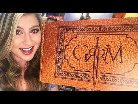 BEST Game of Thrones Unboxing EVER! - GRRM Box Limited Edition & GIVEAWAY!