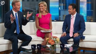 'Fox & Friends' cohost talks about how she's handling the pandemic and criticism