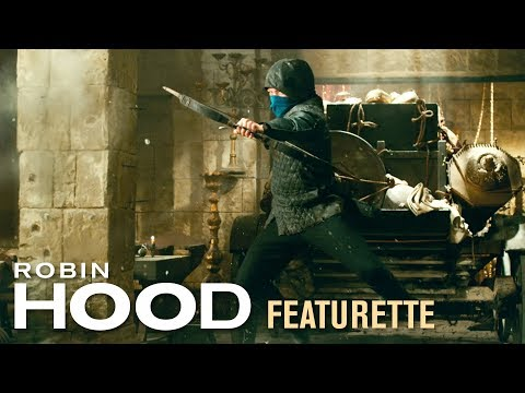 "Robin Hood (2018 Movie) Featurette ""Sizzle"" – Taron Egerton, Jamie Foxx, Jamie Dornan"