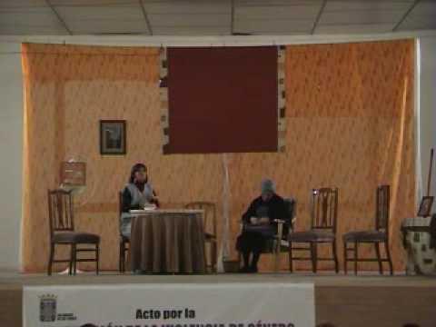 LOLA O UN SUEÑO. 1 PARTE II FESTIVAL DE VIOLENCIA DE GÉNERO EN VILLANUEVA DE LAS TORRES- GRANADA