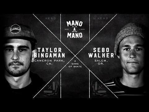 Mano A Mano - Round 1: Taylor Bingaman vs. Sebo Walker