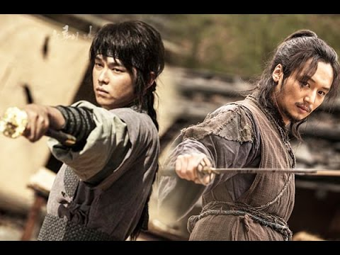 Lee Bang Ji VS Moo Hyul | Six Flying Dragons | Full Fight ( Very Heartbreaking )