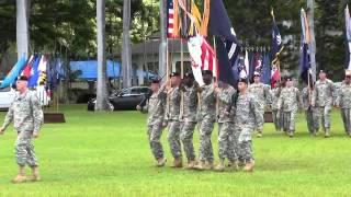 Gen. Brooks promotion