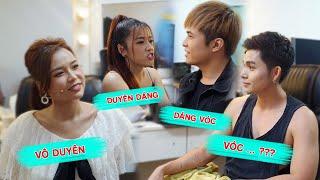 Sam, Jun Phạm, Gin Tuấn Kiệt, Puka XOẮN NÃO với THỬ THÁCH NỐI CHỮ tại hậu trường Góc Bếp Thông Minh
