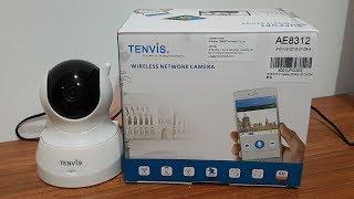 Tenvis HD IP Camera Review & Unboxing [HD]
