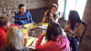 preview picture of video 'Part I - Saint Columba's College Brittany Trip 2011'