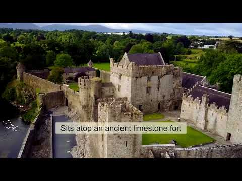 Castles of Ireland's Ancient East