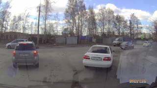 ДТП Томск улица мичурина