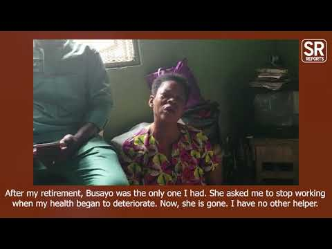 The Police Should Have Killed Me Instead Of My Only Child –Mother Of Woman Felled By Stray Bullet